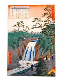 【イメージ】十二社の滝